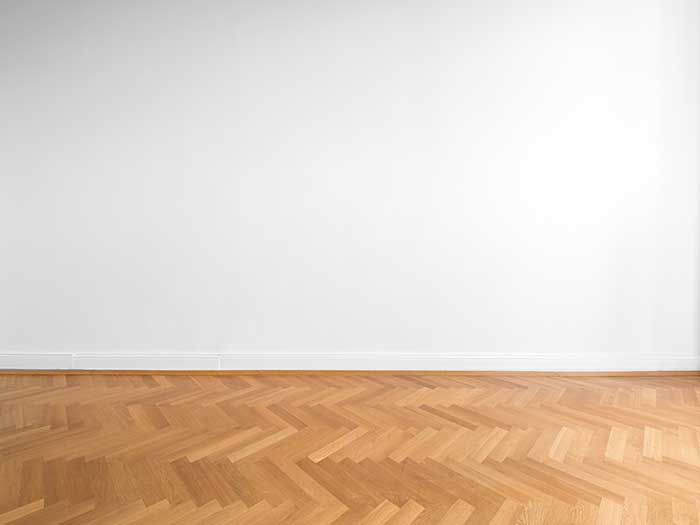 wooden floor with pattern
